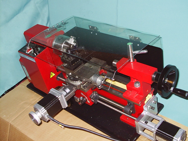 Mini Lathe Cnc Conversion Plans Welcome To